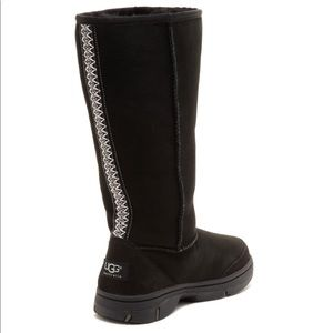 Ugg tall ultimate braid boots